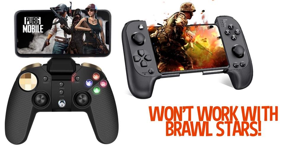 brawl stars controller support