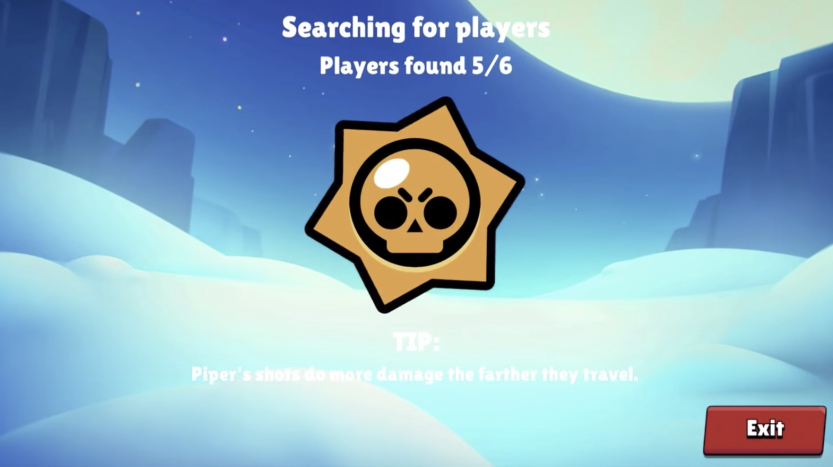 cancel matchmaking in brawl stars