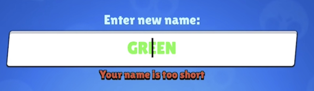 change color of name in brawl stars