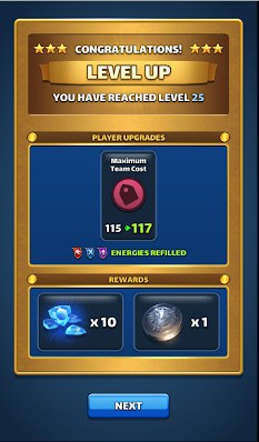 gems for rank up