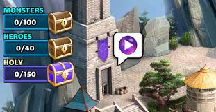 holy chest in empires & puzzles